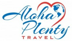 Aloha Plenty Travel  logo
