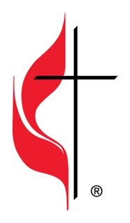 United Methodist Church Logo flame
