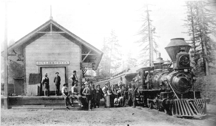 The Depot at Boulder Creek