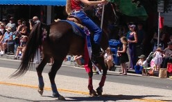 Fourth of July parade pictures 2014